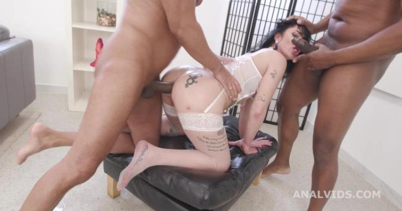 Sabrina Ice - Sabrina Ice Fucked and Pissed with Anal Fisting, Balls Deep Anal, DAP, Gapes, Pee Drink and Swallow GL418 [LegalPorno.com/AnalVids.com] FullHD 1080p