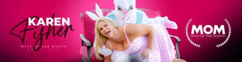 MylfOfTheMonth.com/MYLF.com - Karen Fisher - Easter Humping (1080p/FullHD)