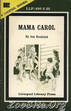 200230640 0099 zoopdf llp 480 mama carol - LLP-480 Mama Carol