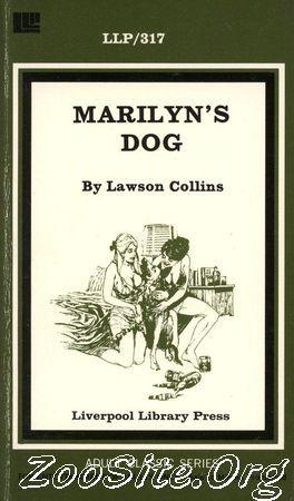 200232499 0130 zoopdf llp 317 marilyns animalsex dog - LLP-317 Marilyn's AnimalSex Dog