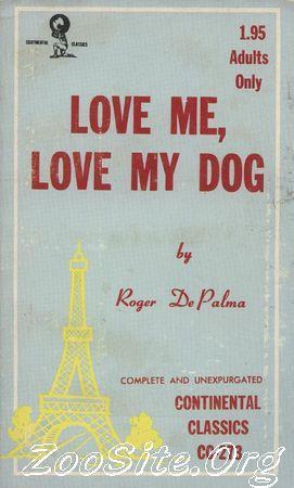 200232503 0131 zoopdf cc 273 love me love my animalsex dog - CC-273 Love Me Love My AnimalSex Dog