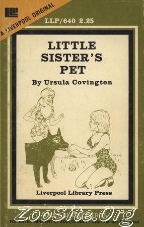 200232554 0142 zoopdf llp 640 little sisters zoosex pet - LLP-640 Little Sister's ZooSex Pet