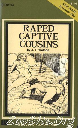 200233913 0208 zoopdf lb 1174 raped captive cousins - LB-1174 Raped Captive Cousins