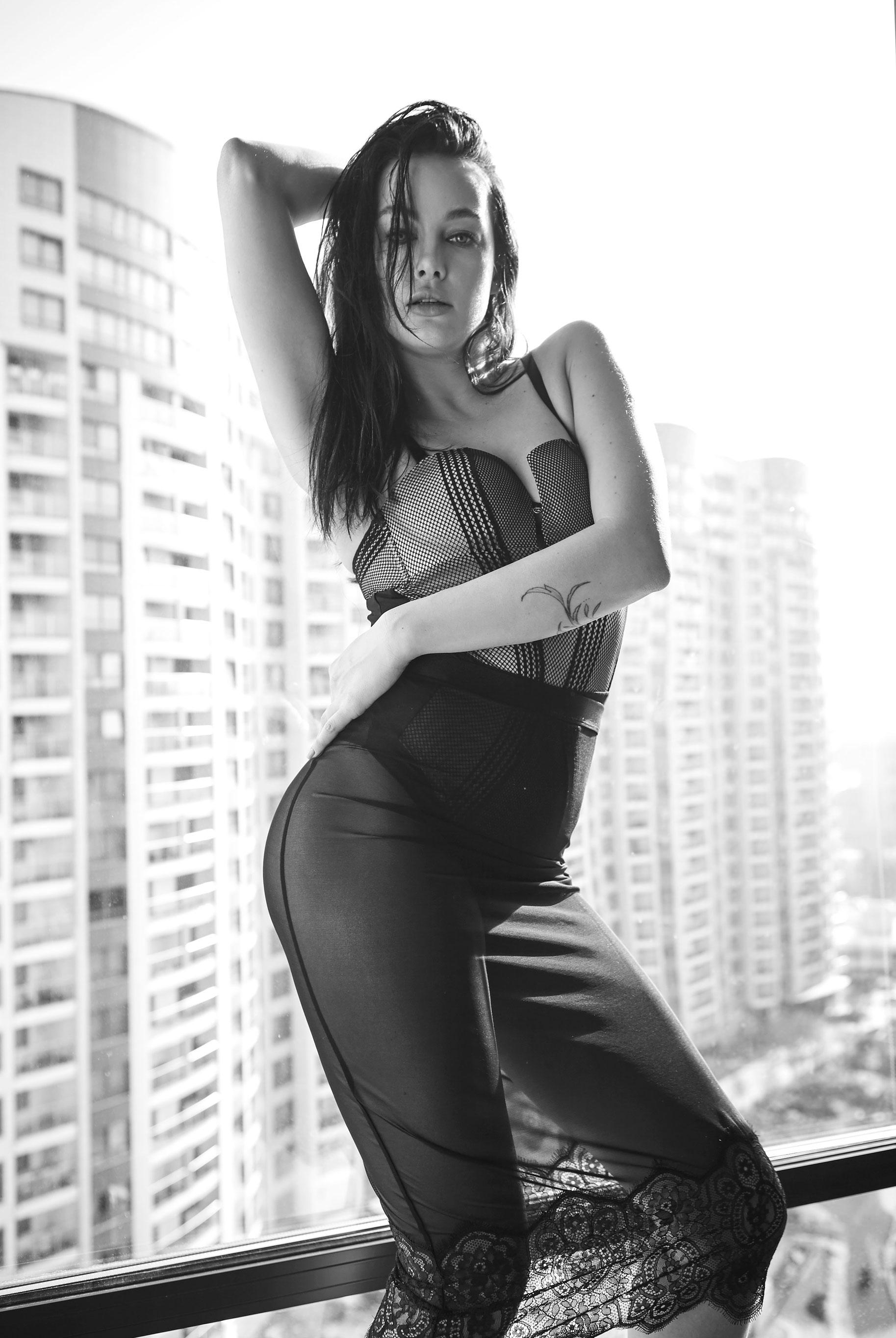 модель, танцорка и актриса Юлия Сахневич / фото 05