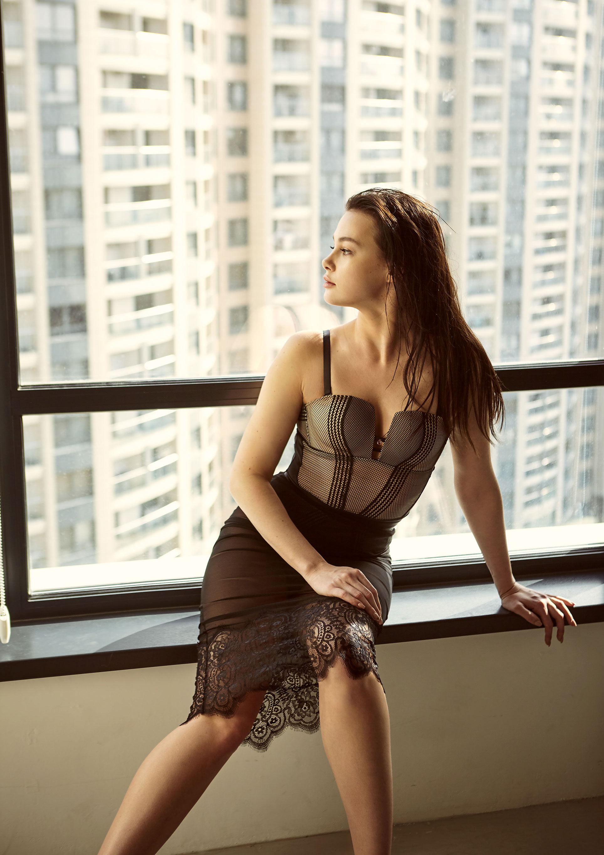 модель, танцорка и актриса Юлия Сахневич / фото 08