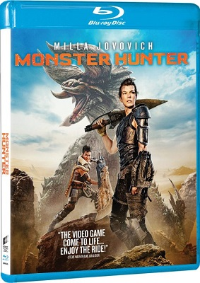 Monster Hunter (2020).mkv BluRay 720p DTS-HD MA iTA AC3 iTA-