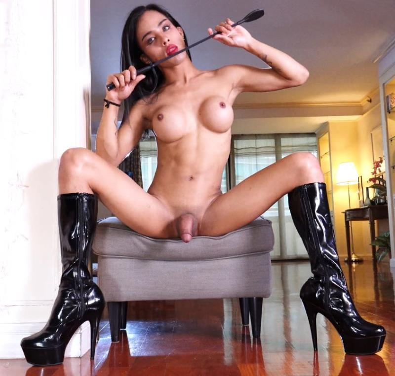 Emma - Whip And Boots! [ladyboy.xxx] FullHD 1080p