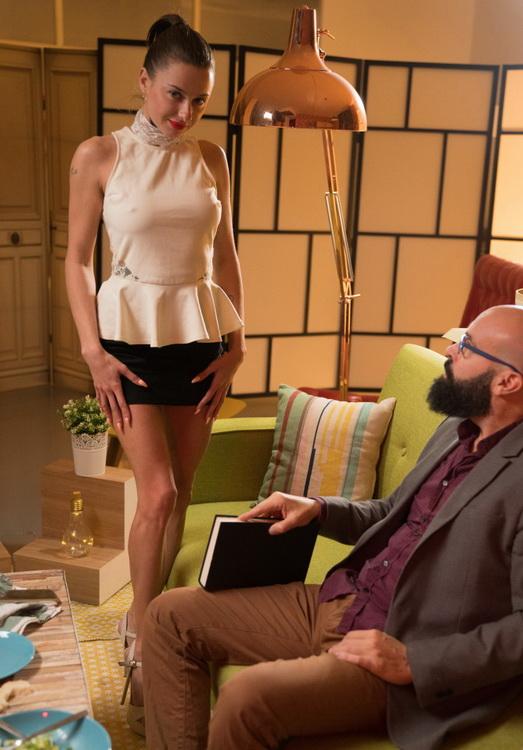 Sandra Wellness - Russian maid takes pleasure in fucking her boss Max (FullHD 1080p) - XXXShades/PorndoePremium - [2021]
