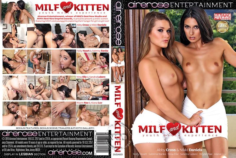 MILF And Kitten [DVDRip 480p 1.04 Gb]