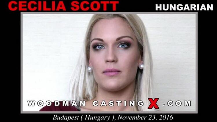 Cecilia Scott ~ Casting X 170 * Updated * ~ WoodmanCastingX ~ FullHD 1080p