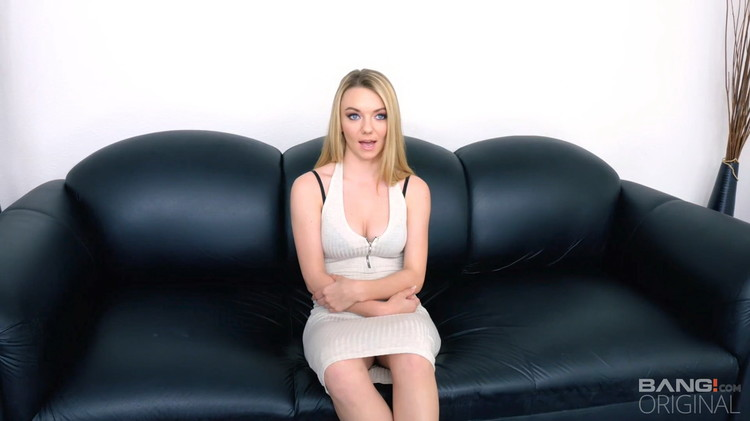 Bang! Casting/Bang - Molly Mae - Pale Blonde Girl Molly Mae Auditions For Bang! (1080p/FullHD)