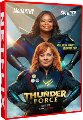 Thunder Force (2021).avi WEBRiP XviD AC3 - iTA