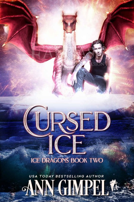 Cursed Ice  Paranormal Fantasy - Ann Gimpel