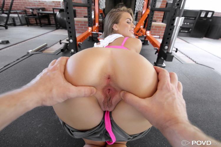 Jill Kassidy - Pumping Iron [POVD] FullHD 1080p