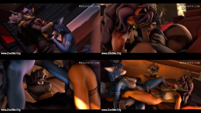 201202574 329 vixens 1 - Vixens 1 - Bestiality Hentai Video