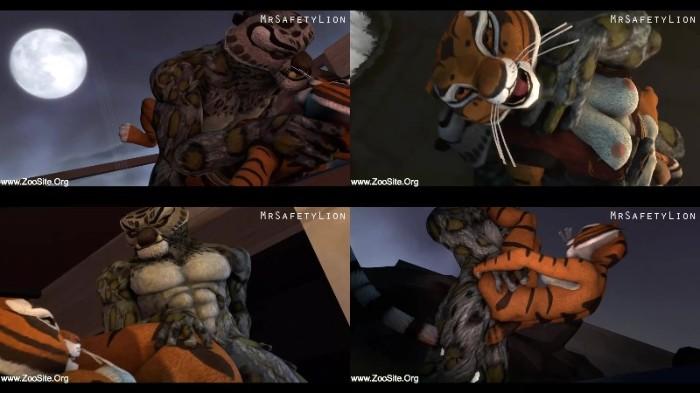 201202601 337 tigress bargain 1 - Tigress Bargain 1 - Bestiality Hentai Video