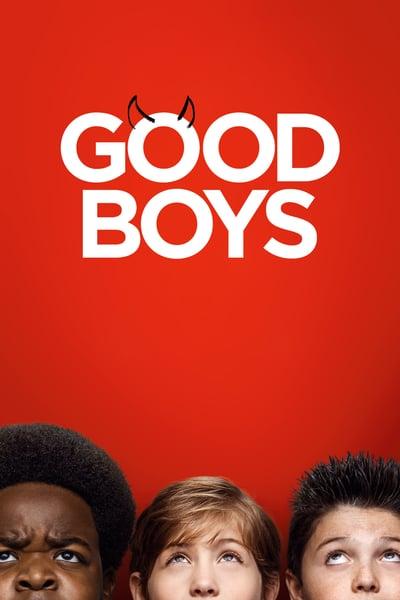 Good Boys 2019 HDR 2160p WEB h265-RUMOUR