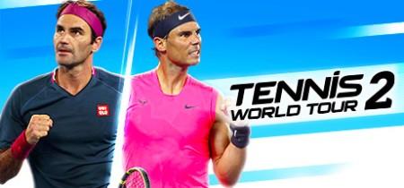 Tennis World Tour 2 [FitGirl Repack]