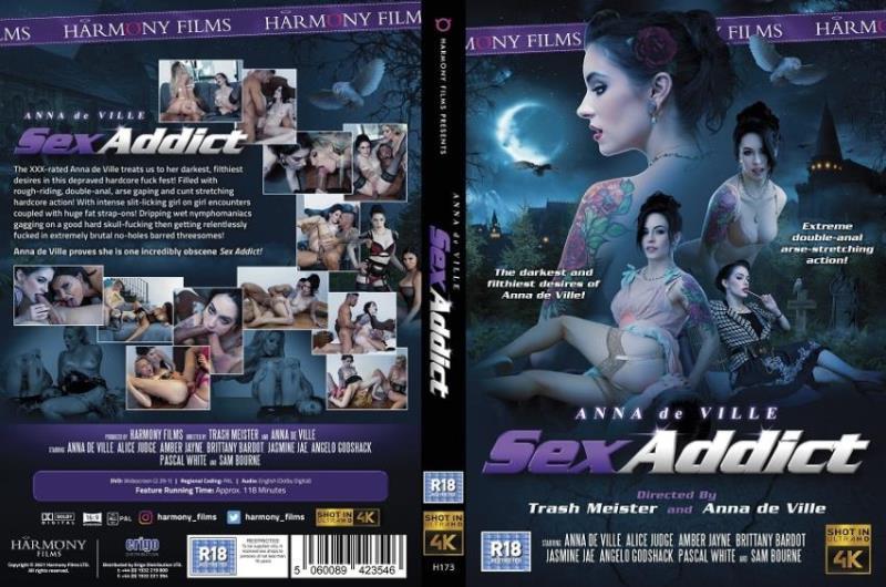 HarmonyVision.com: Anna De Ville - Anna De Ville: Sex Addict sc1 [FullHD|1080p|738.37 Mb]