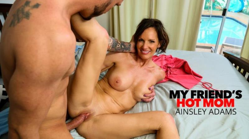 MyFriendsHotMom.com/NaughtyAmerica.com-Год производства: 2021 г.: Ainsley Adams - Hot Milf Ainsley Adams fucks a young cock [FullHD|1080p|2.77 Gb]