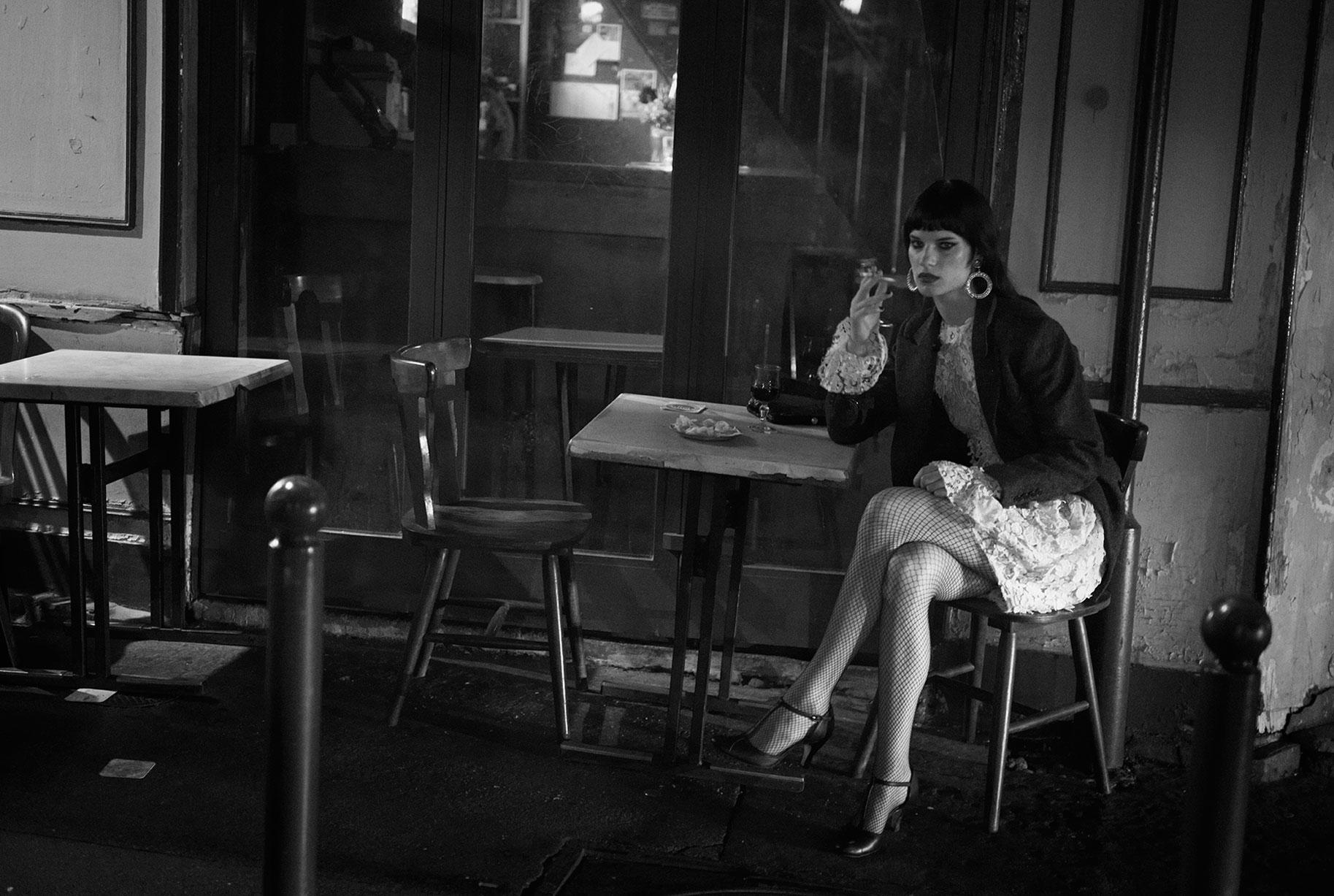 -ночная красавица- Querelle Jansen / фото 01