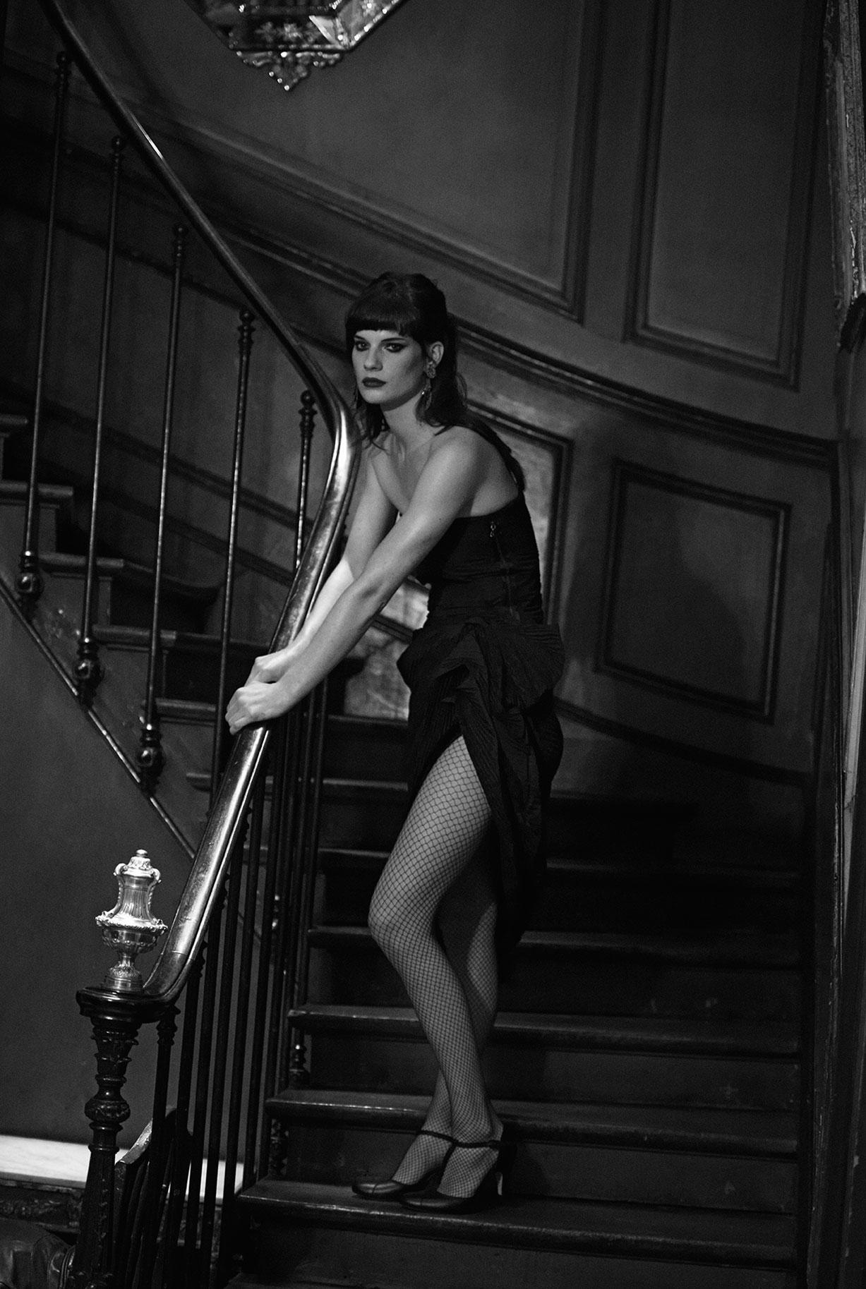 -ночная красавица- Querelle Jansen / фото 06