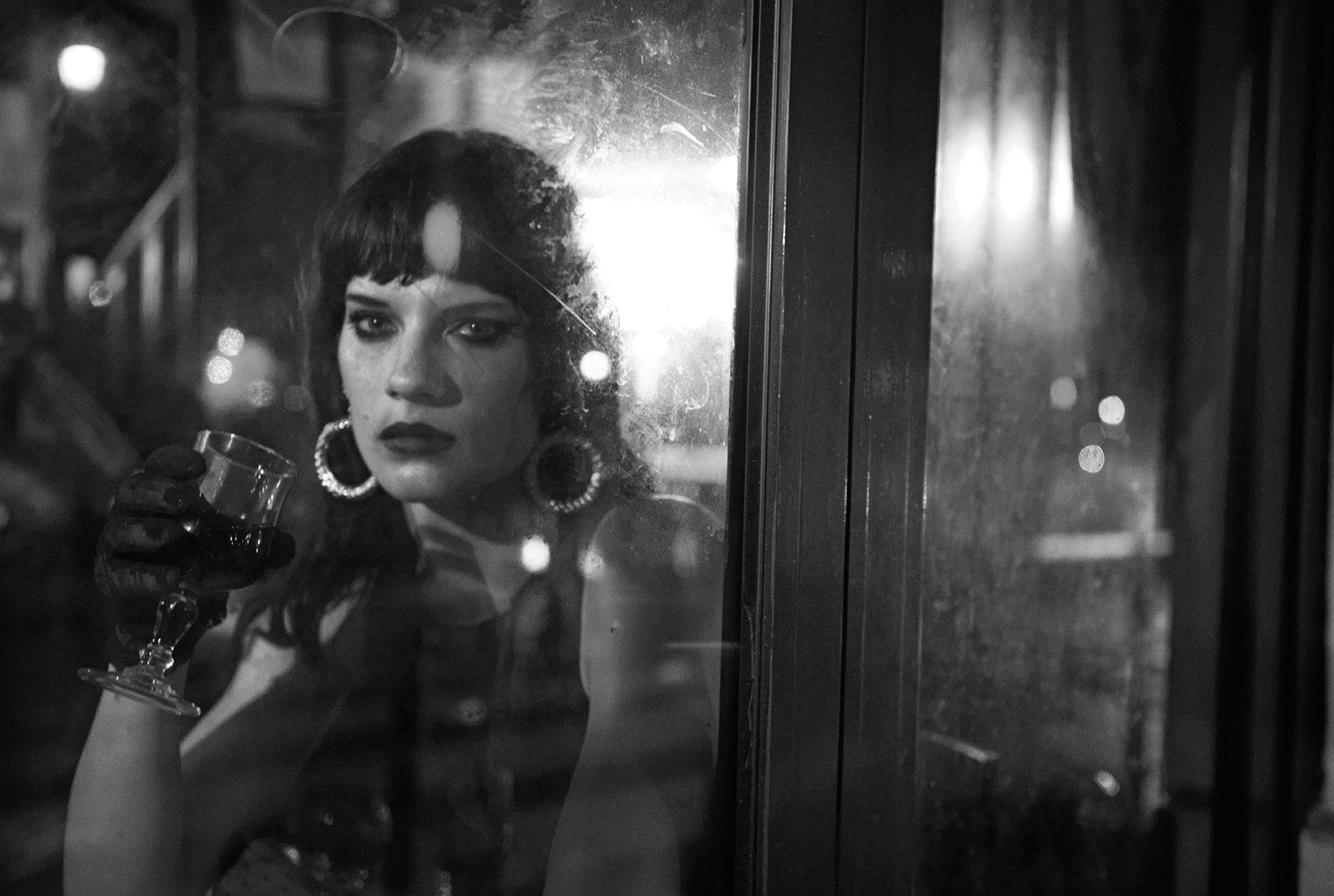-ночная красавица- Querelle Jansen / фото 16