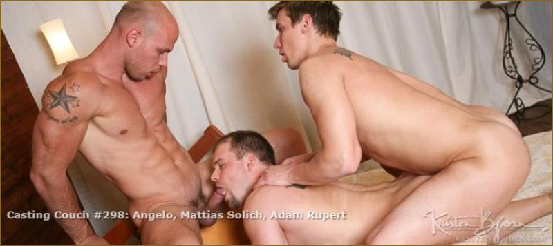 Casting Couch #298 with Angelo, Mattias Solich, Adam Rupert 540p 143.06 Mb