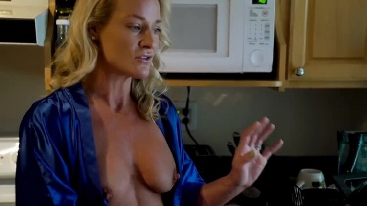Sydney Hail - stepmom is hella lonely [Luke Longly] HD 720p