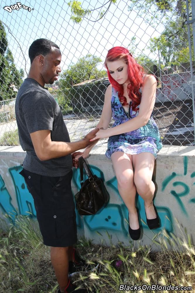 Skylar Madison, Jovan Jordan ~ Blacks On Blondes: Aurora Rose ~ BlacksOnBlondes.com/Dogfartnetwork.com ~ HD 720p