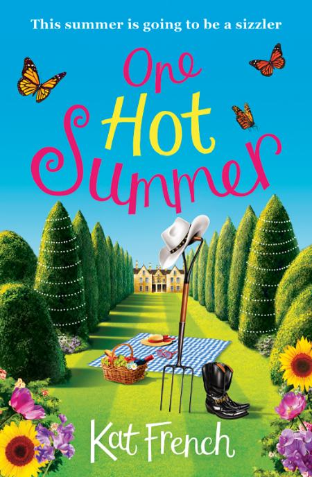 One Hot Summer - A Laugh-Out-Loud Love Story