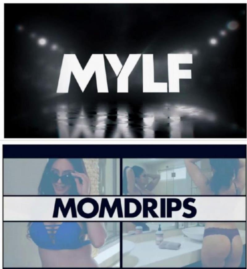 Amateurs - MYLF MOMDRIP Creampie Compilation [USA] HD 720p