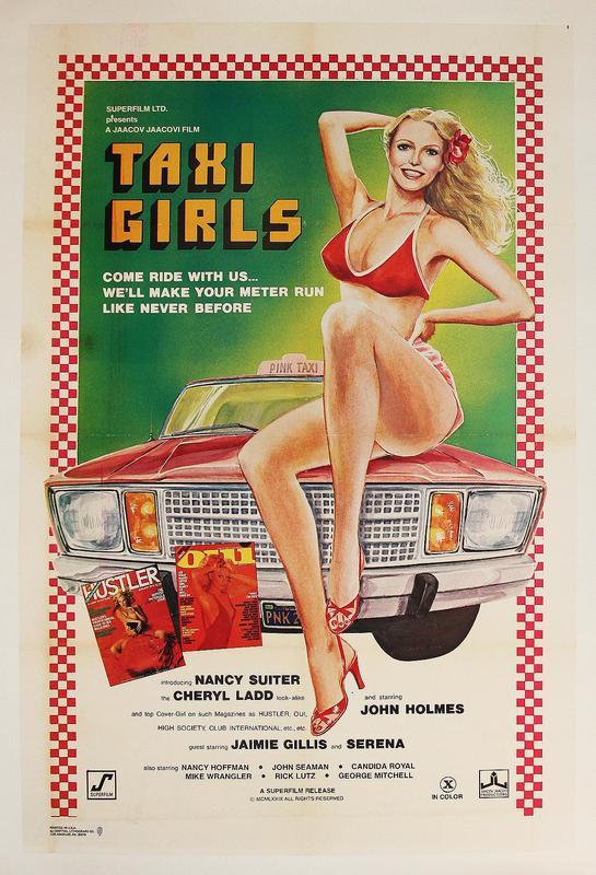 Taxi Girls [BDRip 400p 1.09 Gb]