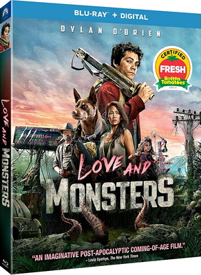 Love And Monsters (2020).avi BDRiP XviD AC3 - iTA
