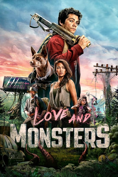 Love and Monsters 2020 ITA ENG 2160p UHD BluRay x265 10bit HDR-MeM [ENG]