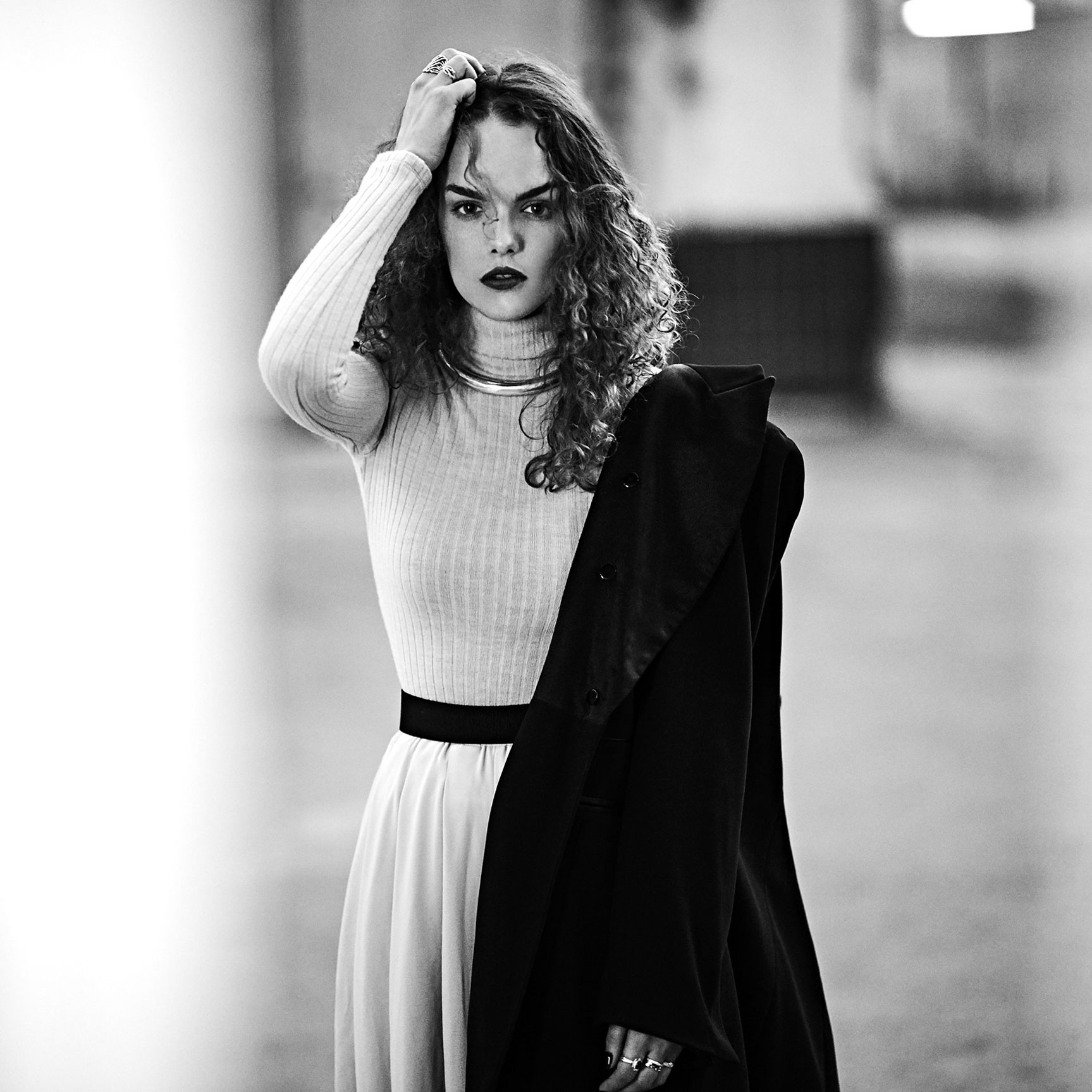 Модный показ в исполнении Юлии Кондрашовой / фото 05