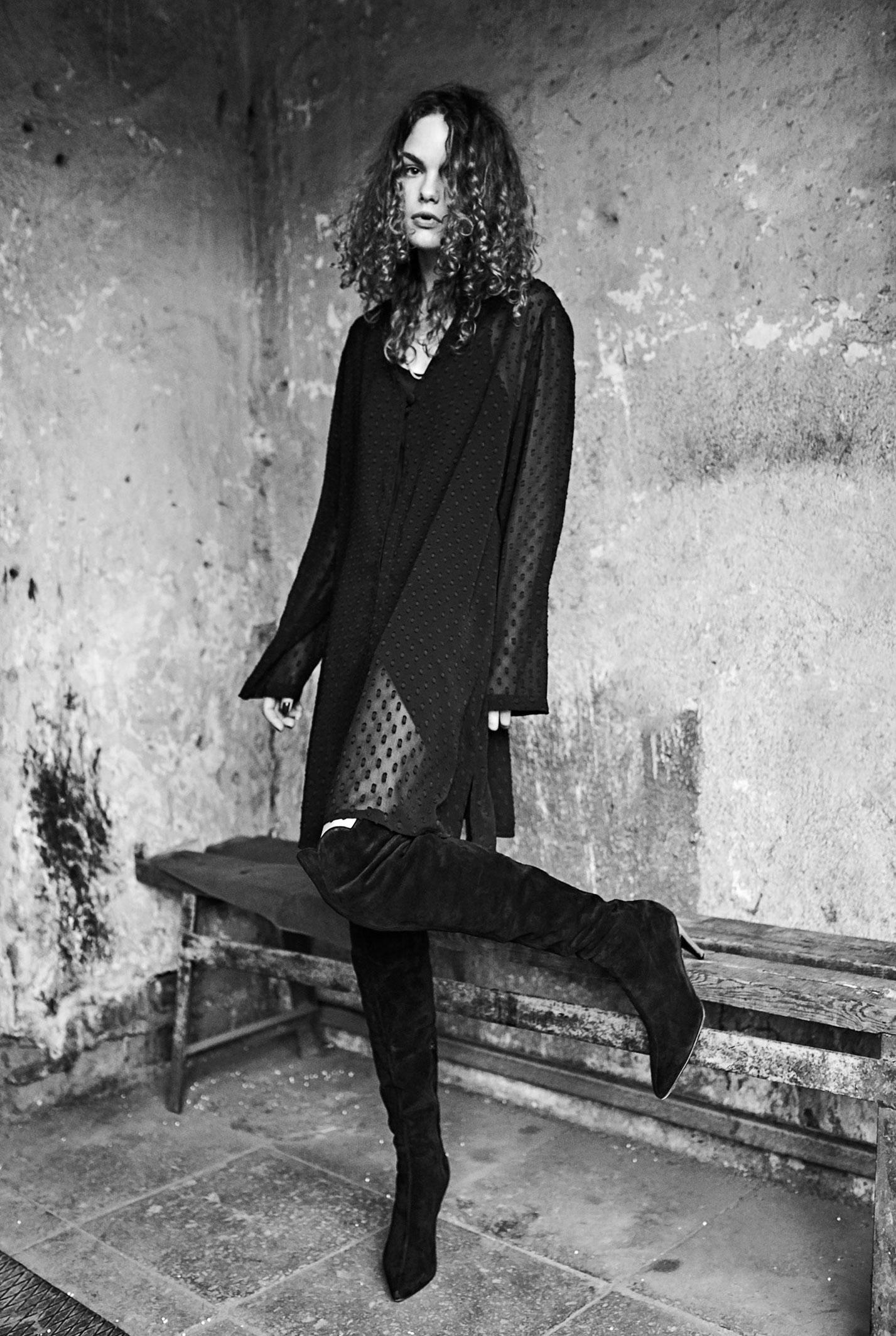 Модный показ в исполнении Юлии Кондрашовой / фото 07