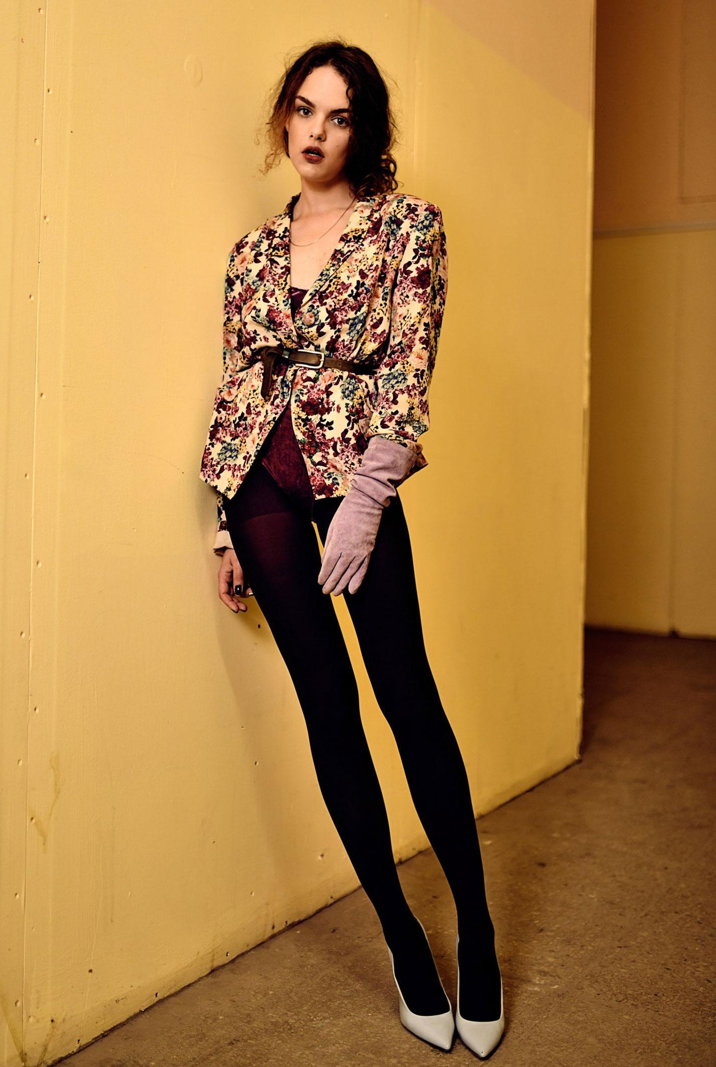 Модный показ в исполнении Юлии Кондрашовой / фото 08