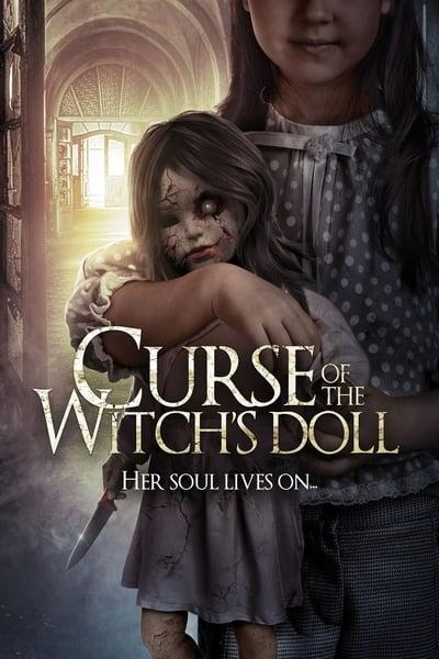 Curse of The Witchs Doll 2018 1080p WEBRip x265-RARBG [ENG]