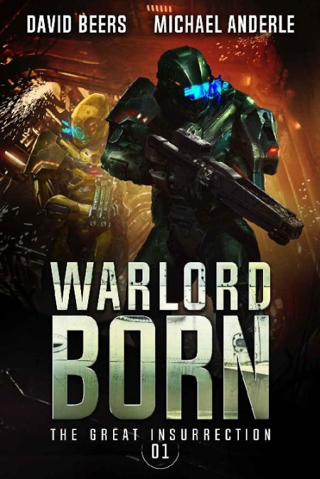 Warlord Born by David Beers, Michael Anderle  [ENG]