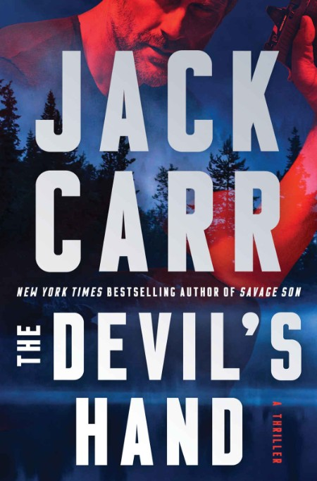 The Devil's Hand by Jack Carr  [ENG]