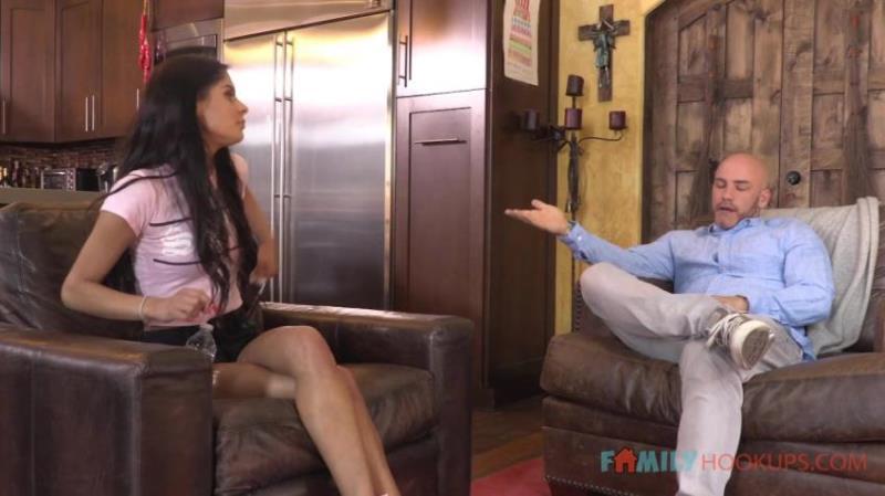 FamilyHookUps.com/MetroHD.com - Katya Rodriguez - Katya Rodriguez fucks her older white stepdad (1080p/FullHD)