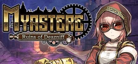 Myastere Ruins Of Deazniff-DARKSiDERS