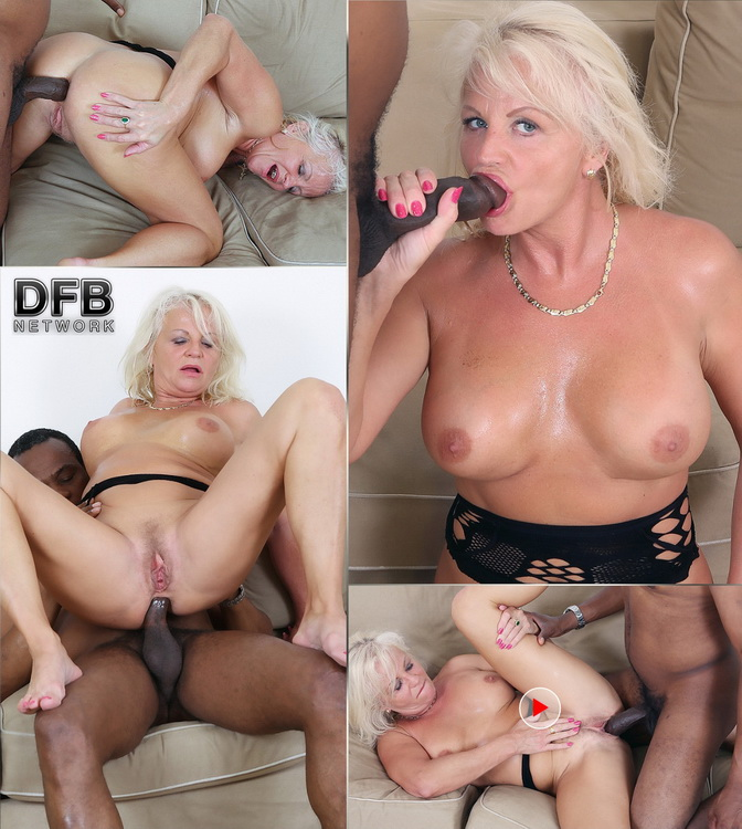 [DFBnetwork] - Inez - Cum Swallowing After Black Cock Anal Sex (2021 / FullHD 1080p)