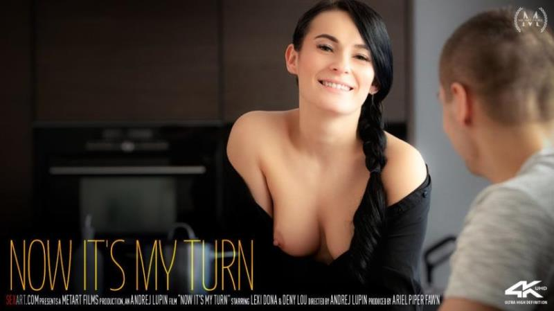 Lexi Dona - Now Its My Turn (2021/SexArt.com) [FullHD/1080p/ 1.28 Gb]