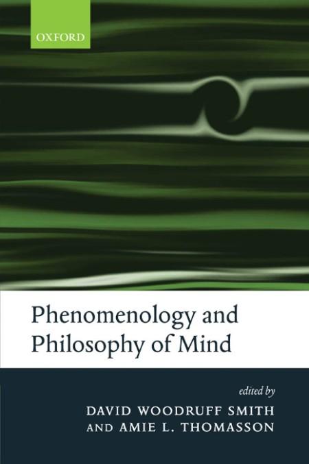 Phenomenology And Philosophy Of Mind