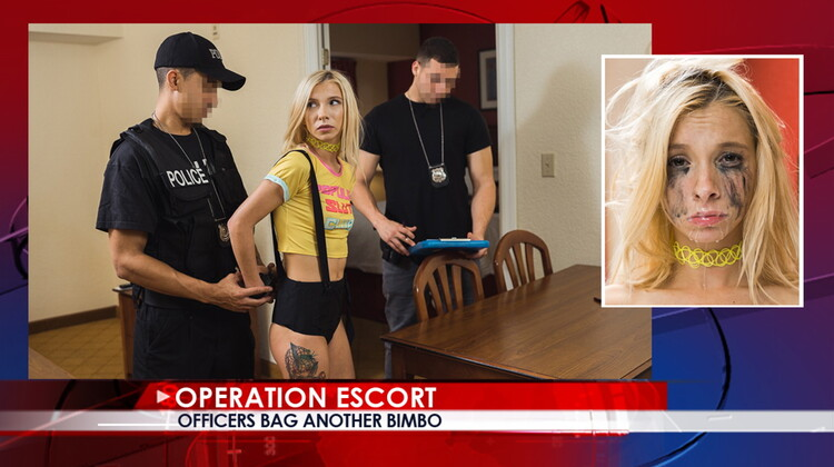 Kenzie Reeves ~ Officers Bag Another Bimbo ~ OperationEscort ~ FullHD 1080p