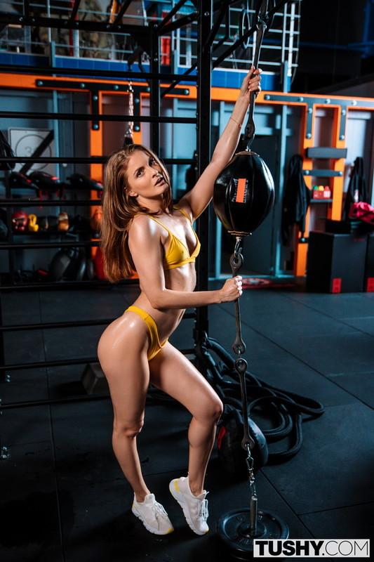 Tushy - Cayenne Klein - Gym [FullHD 1080p]