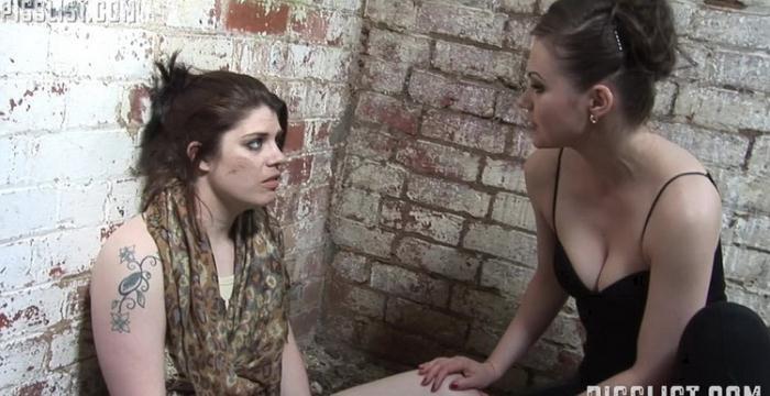 Lucia Love, Tina Kay - The Carrot Thief (HD 720p) - PissList/Montycashuncut - [2021]