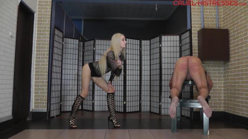 Mistress Ariel ~ Pain Caused By A Cane ~ CruelAmazons.com/Cruel-Mistresses.com ~ HD 720p